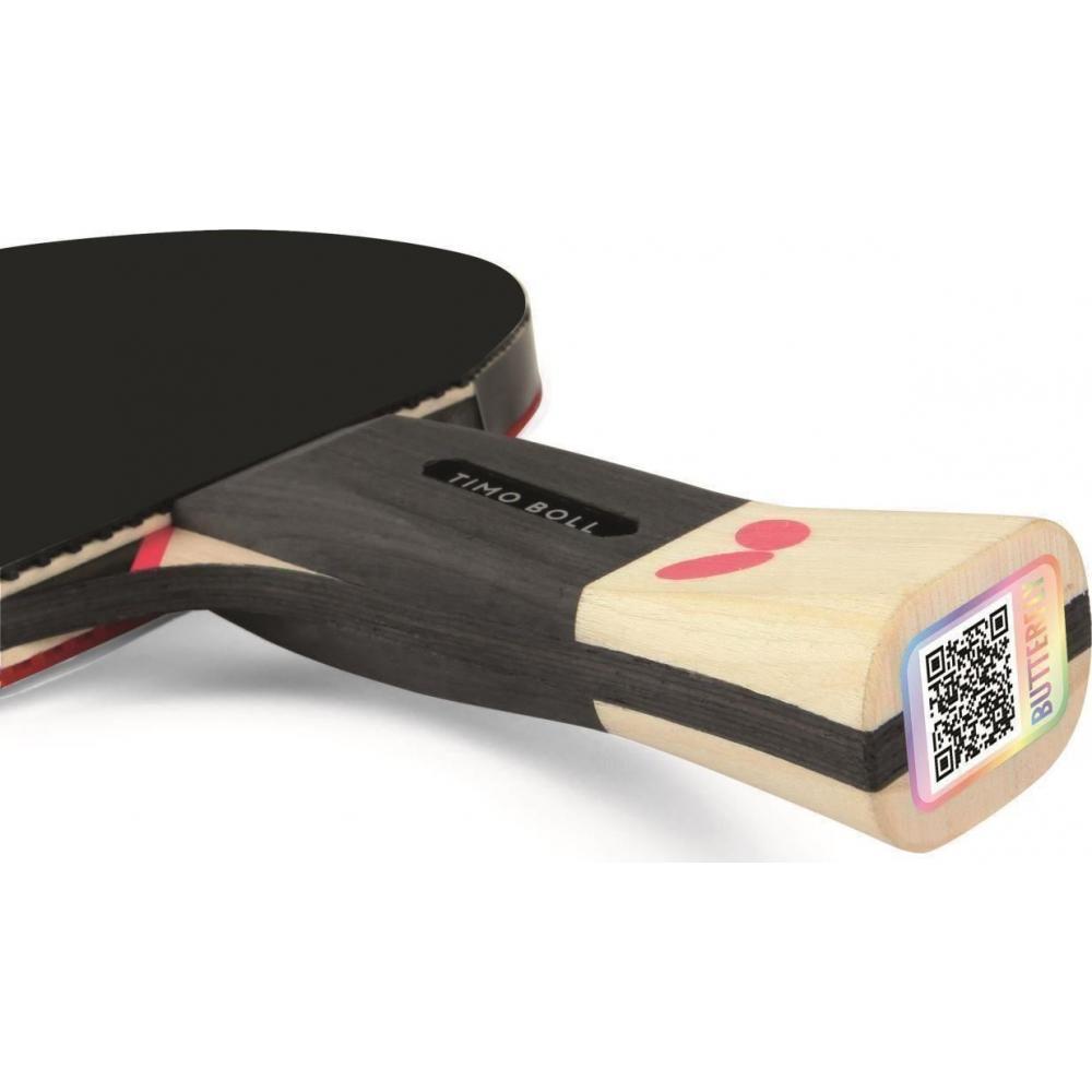 Paleta BUTTERFLY tenis de masa Timo Boll SG77, concav
