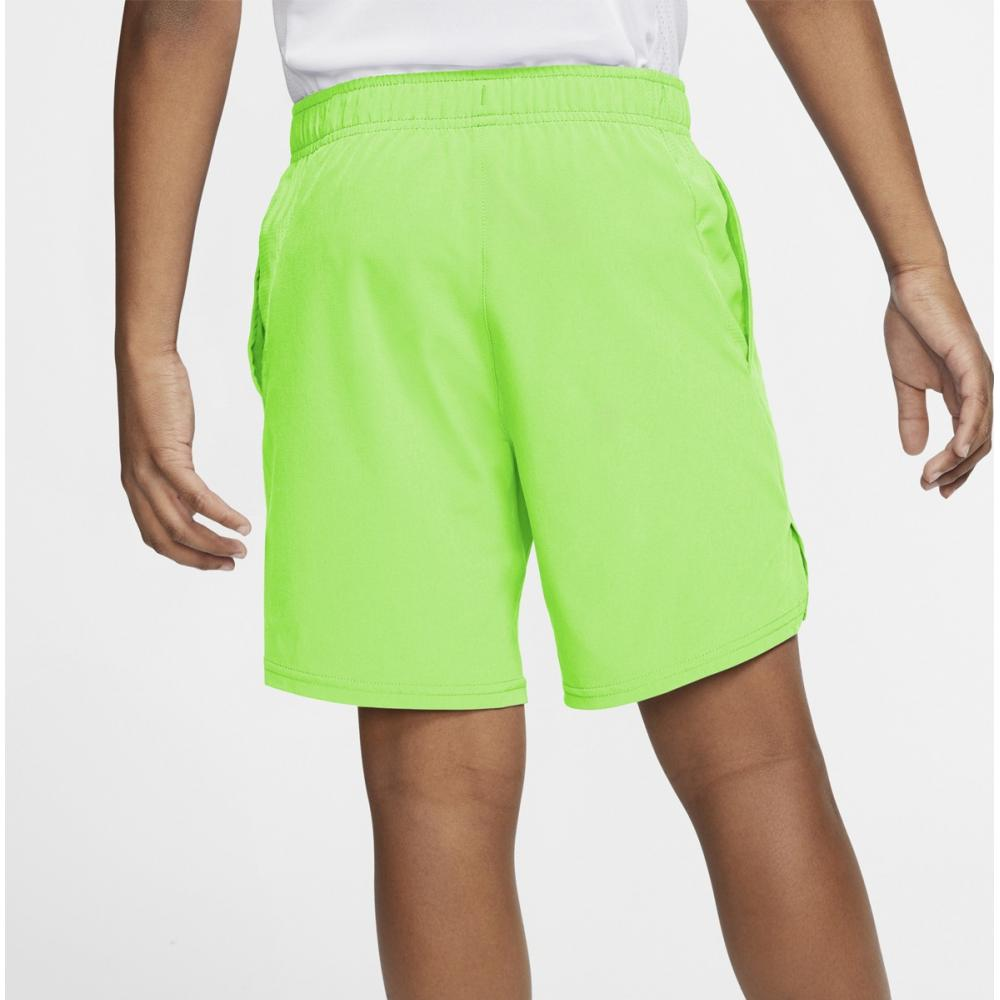 Short NIKE VICTORY FLX ACE Junior Lime