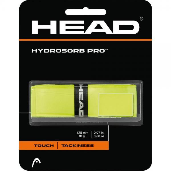GRIP HEAD HYDROSORB PRO Galben