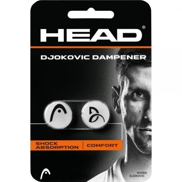 Head Vibrastop Djokovic 2/set