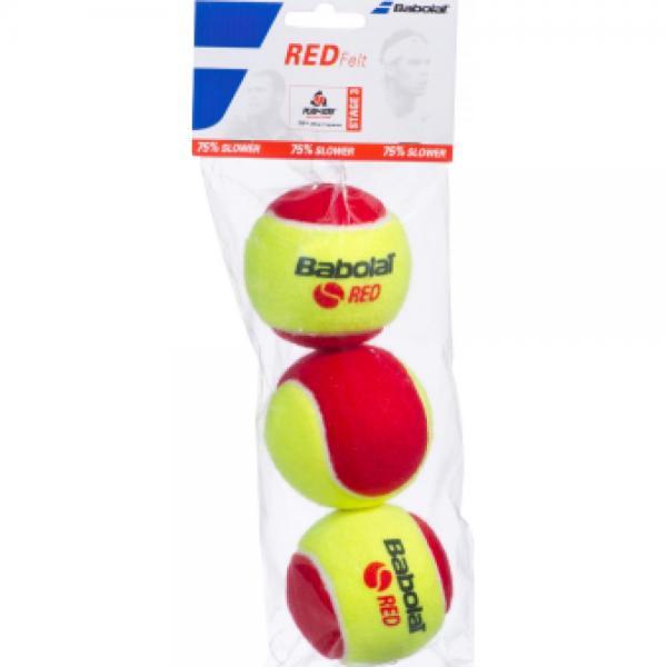 Mingi Tenis Babolat Red Felt