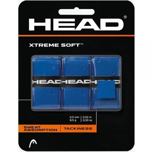 Overgrip Head Xtreme soft Albastru