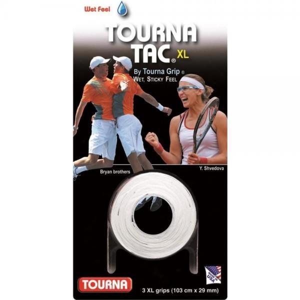 Overgrip Tourna Tac White
