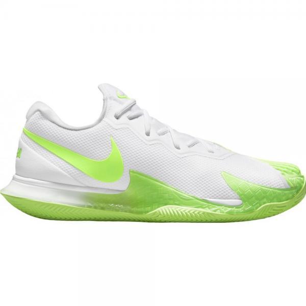 Pantofi Nike COURT AIR ZOOM VAPOR CAGE 4 Clay M Rafa White/Green