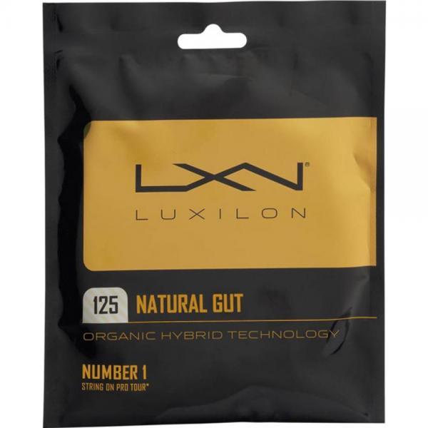 Racordaj Luxilon Natural Gut