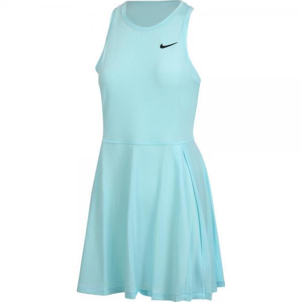 Rochie Nike DRI-FIT ADVANTAGE W Turquoise