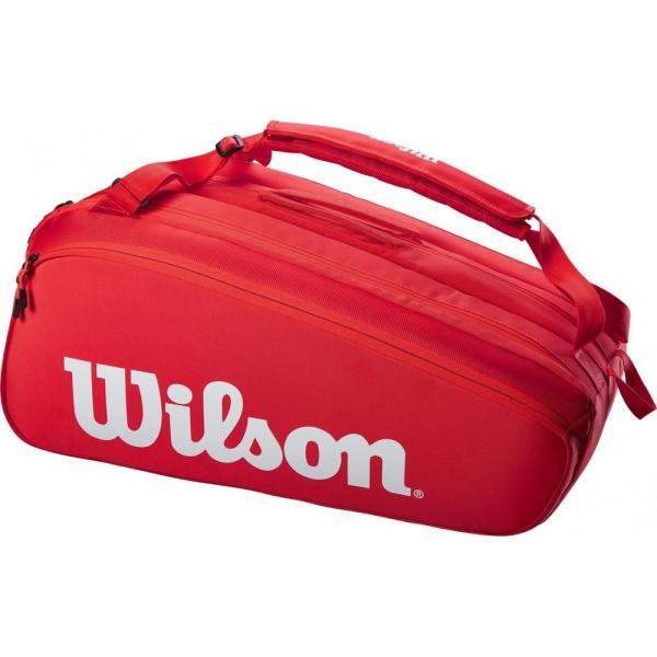 Termobag WILSON SUPER TOUR 15 Pack RED