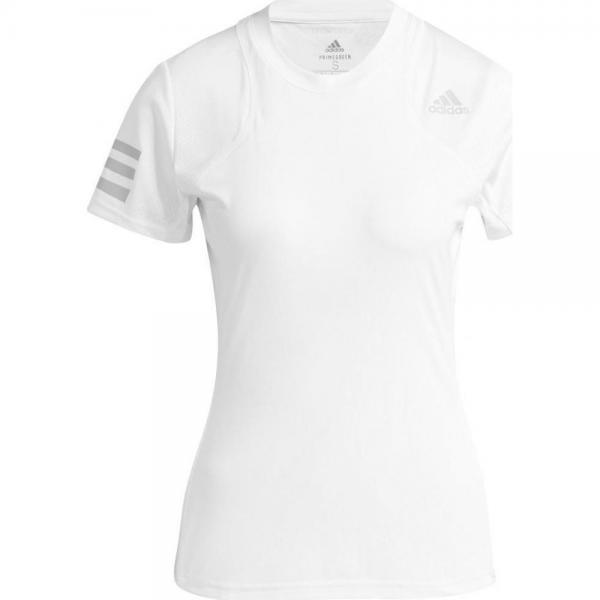 Tricou ADIDAS CLUB AEROREADY W White