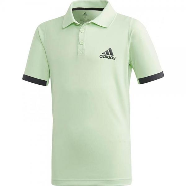 Tricou Adidas NY Polo Glow Green