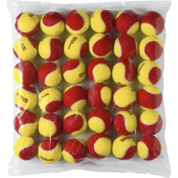 Wilson Starter Red Balls 36buc